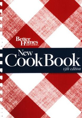 Better Homes and Gardens New Cook Book  -