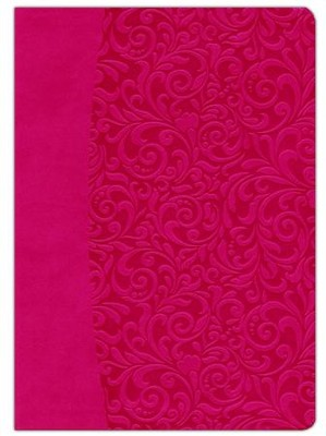 Everyday Life Bible: The Power of God's Word For Everyday... (Fuchsia Pink Leatherette)  -     By: Joyce Meyer