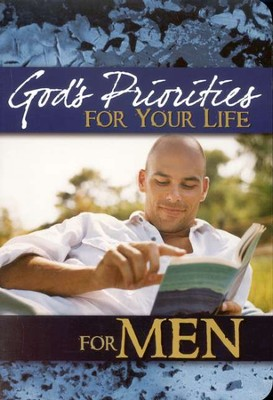 God's Priorities for Your Life Men   -