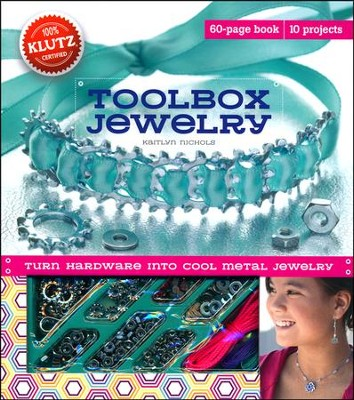 Toolbox Jewelry  -     By: Kaitlyn Nichols