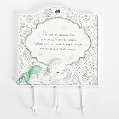 Baby Blessings Plaque  -