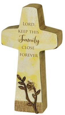 Family Blessings Cross  -