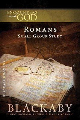 Romans: A Blackaby Bible Study Series - eBook  -     By: Henry T. Blackaby