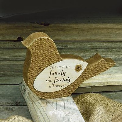 Family and Friends, Plaque  -