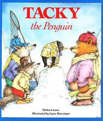 Tacky the Penguin, Softcover   -     By: Helen Lester