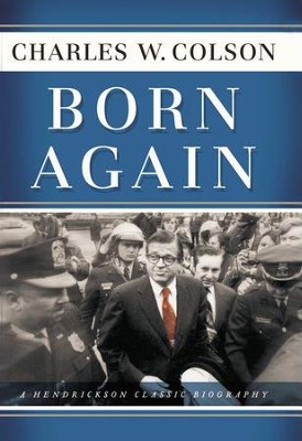 Born Again - Slightly Imperfect   -     By: Charles Colson