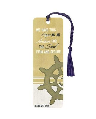 Anchor Your Faith Bookmark  -