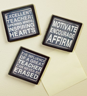 Teacher Magnet Set  -