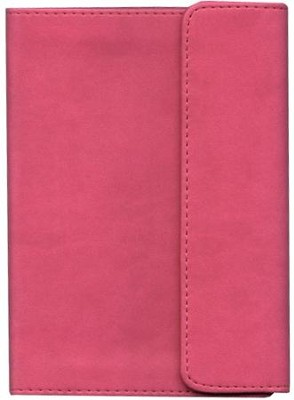 KJV New Testament with Psalms and Proverbs, pink magnetic flap                -