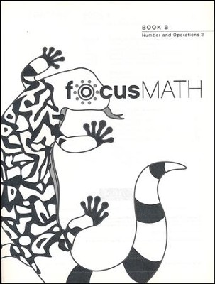 focusMATH Intensive Intervention Grade 6 Book B   -