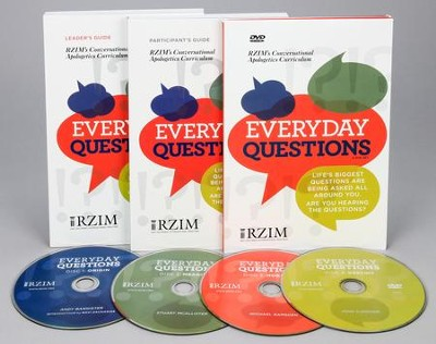Everyday Questions Starter Kit   -     By: Drew McNeil, Carson Weitnauer, Ravi Zacharias International Ministries