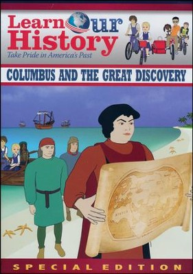 Columbus & The Great Discovery, DVD Mike Huckabee's Learn Our History  -