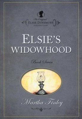 Elsie's Widowhood    -     By: Martha Finley