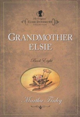 Grandmother Elsie  - Slightly Imperfect  -