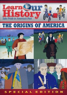The Origins of America, DVD Mike Huckabee's Learn Our History  -