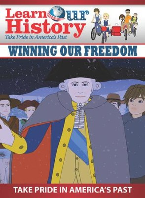 Winning Our Freedom, DVD Mike Huckabee's Learn Our History  -