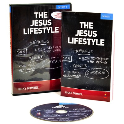 The Jesus Lifestyle Series One DVD   -     By: Nicky Gumbel