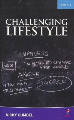 Challenging Lifestyle Series 1 Guest Manual  -     By: Nicky Gumbel