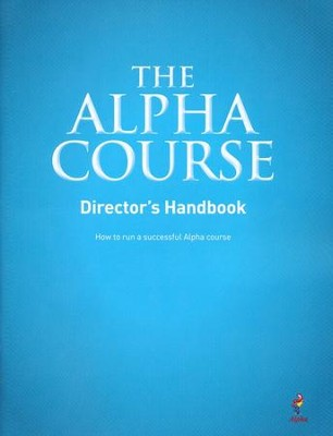 Alpha Course Director's Handbook   -     By: Nicky Gumbel