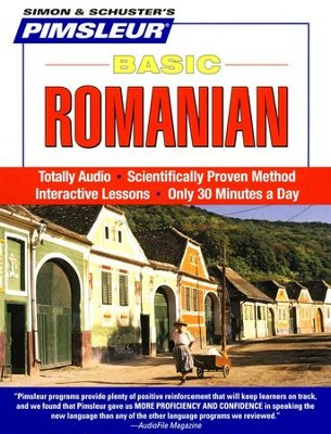 Basic Romanian  -     By: Pimsleur