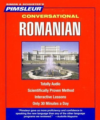 Conversational Romanian  -     By: Pimsleur