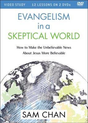 Evangelism in a Skeptical World DVD Study  -     By: Sam Chan