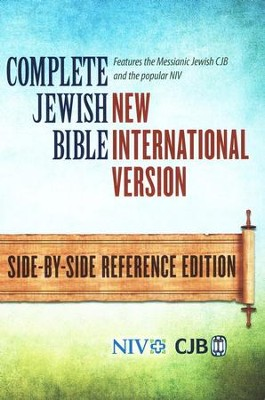 The Complete Jewish Bible - NIV Parallel   -