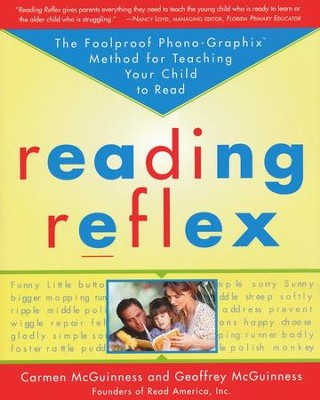 Reading Reflex   -     By: Carmen McGuinness, Geoffrey McGuinness