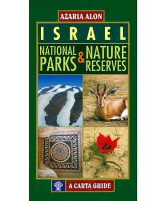 Israel: National Parks & Nature Reserves  -