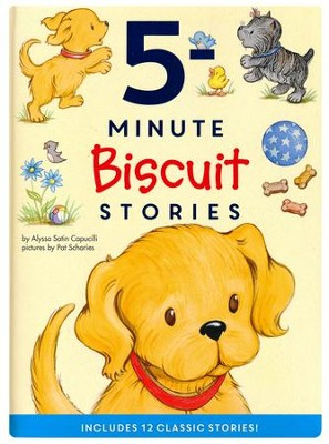 Biscuit: 5-Minute Biscuit Stories  -