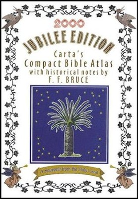 Carta's Compact Bible Atlas   -