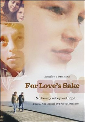 For Love's Sake, DVD   -