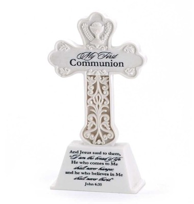 My First Communion, Tabletop Cross  -