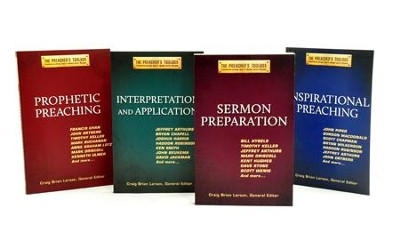 The Preacher's Toolbox Series, 4 Volumes   -