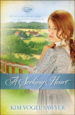 A Seeking Heart, Mountain Lake Minnesota Series #1   -     By: Kim Vogel Sawyer