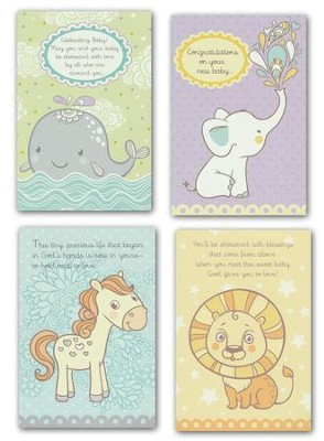 Baby Congratulations, Boxed Cards  -