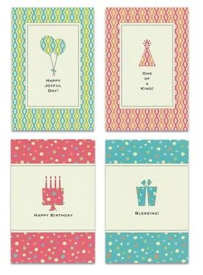 Happy Joyful Day Boxed Birthday Cards