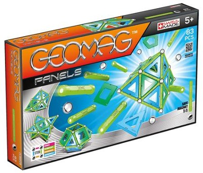 GEOMAG Panels (83 Pieces)   -