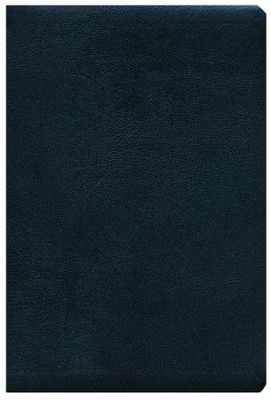 The Complete Evangelical Parallel Bible  KJV, NKJV, NIV & NLTse Bonded Leather Black  -