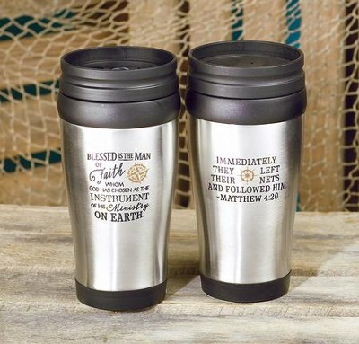 Fishers Of Men Travel Mug  -