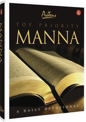 Top Priority: Manna Volume 6   -
