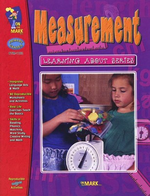Measurement Beginning Math Series, Grades 1-3   -