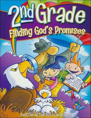 Finding God's Promises Student Manual (2nd Grade)   -