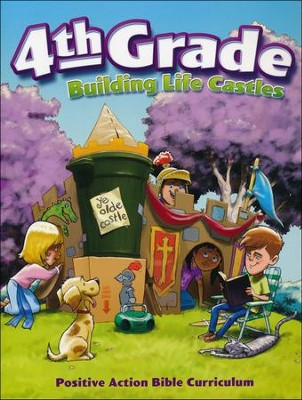 Building Life Castles Student Manual (4th Grade)   -
