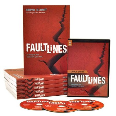 FaultLines Group Resource Kit  -     By: Steve DeNeff