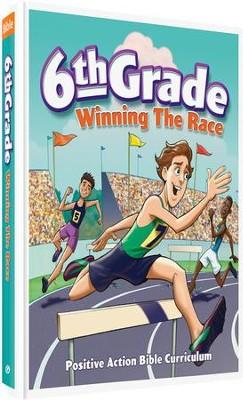 Winning The Race Teachers Manual 6th Grade 9781595570697
