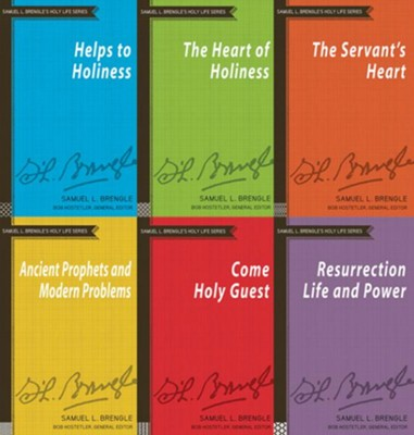 Samuel L. Brengle's Holy Life Series Boxed Set  -     By: Samuel L. Brengle