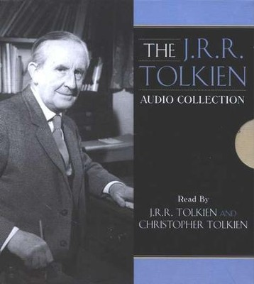 The JRR Tolkien Audio Collection - Audiobook on CD  -     Narrated By: J.R.R. Tolkien, Christopher Tolkien     By: J.R.R. Tolkien