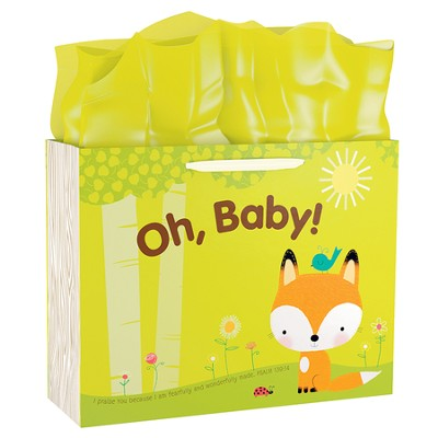 Oh Baby! Gift Bag, Large  -