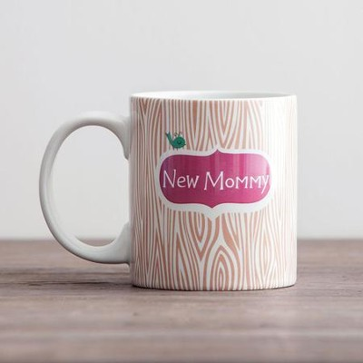 New Mommy Mug  -